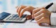 Cálculo de gastos de un edificio