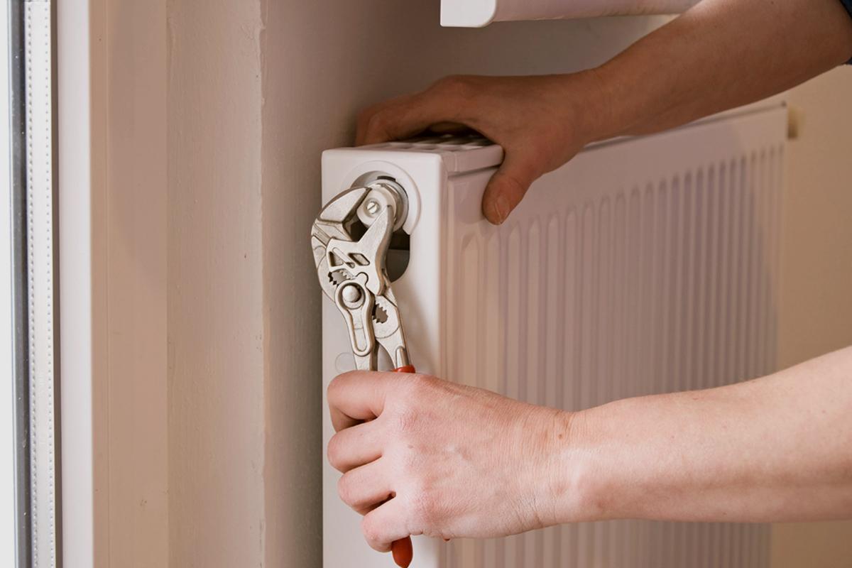 Pasos para purgar tu radiador
