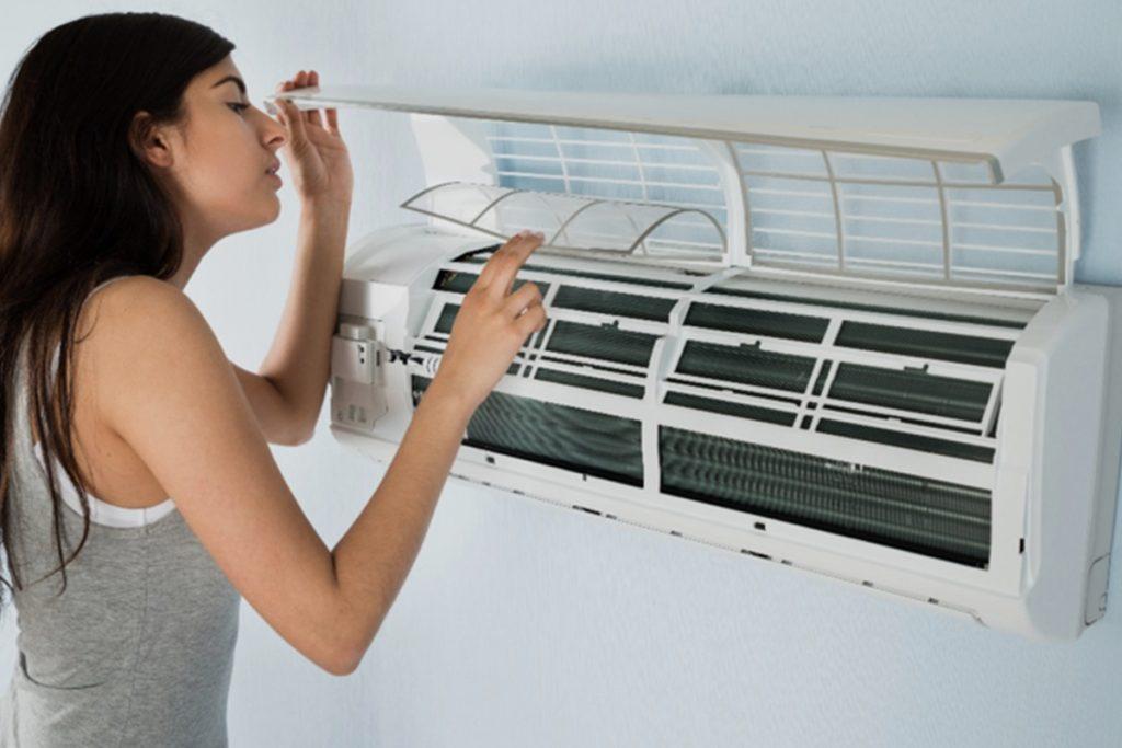 Cómo realizar el mantenimiento de un aire acondicionado