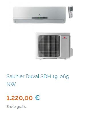 ¿Cuál es el mejor aire acondicionado de 6000 frigorías en Madrid? 2