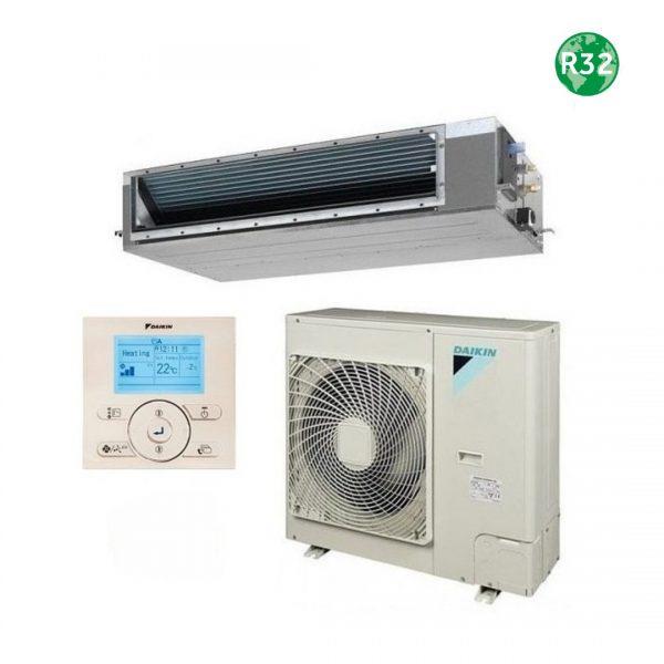 Aire Acondicionado por Conductos ADEA50A+ARXM50R+CONTROLBRC51E53 Cable
