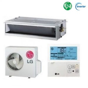 Aire Acondicionado LG Conductos CM24F